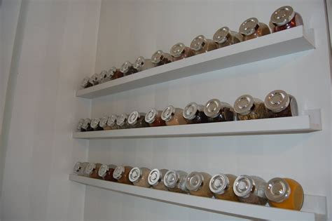 Wall Mount Spice Rack Ikea by Accesories Decors Wall Mounted Ikea Spice Rack Hang On