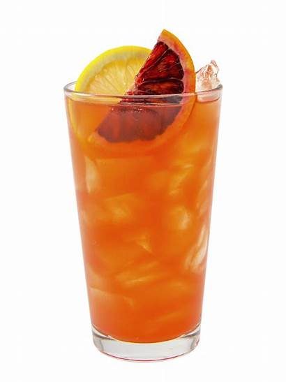 Soda Transparent Recipe Orange Mart Blood Monin