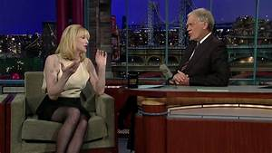 Courtney Love Live On David Letterman - YouTube