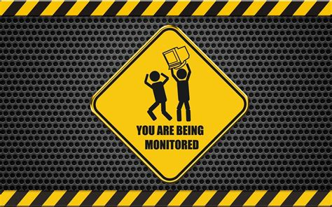 funny warning signs wallpapers wallpaper cave