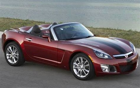 saturn sky red  ruby red se review edmunds