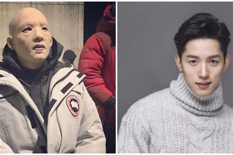 aktor ganteng korea  ternyata berperan jadi antagonis