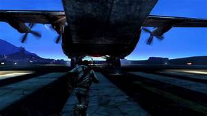 NEW Uncharted 3 Cargo Plane gameplay (HD) | FunnyDog.TV