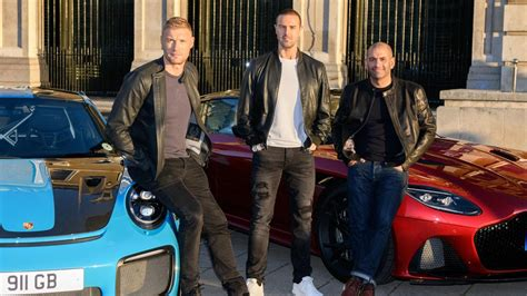 Top Gear Line Up by Can New Hosts Freddie Flintoff And Paddy Mcguinness Save