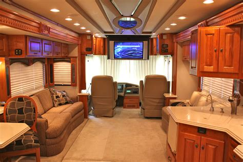 Motorhome Upholstery by Sales Platinum Coach Rv