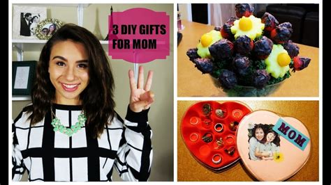 diy gifts  mom youtube