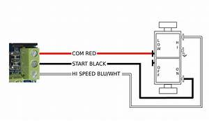 Reversing House Fan Wiring Diagram