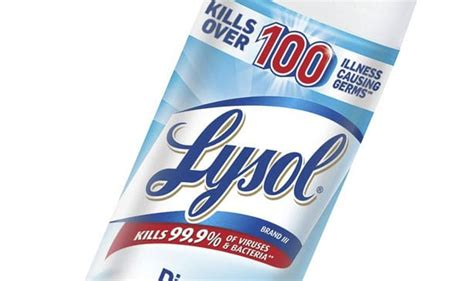 These Lysol products have been approved by the EPA to kill