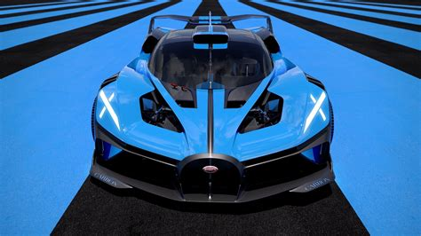 Bugatti has designed the drive specifically for use on the racetrack and has optimised the engine and gearbox in particular for higher engine speeds. Bugatti Bolide brings 1,825bhp to the track