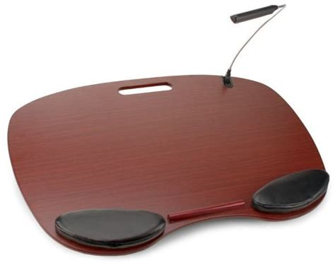 lap desk with light ergonomic lap desk with led light home gifts home and led