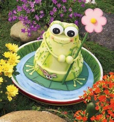 13 personnages rigolos 224 cr 233 er pour d 233 corer votre jardin clay craft and bricolage