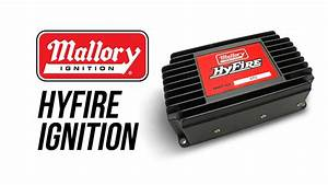 Mallory Hyfire Ignition