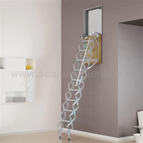 scale per soffitta scale retrattili per soffitte e sottotetti a parete 80 x 100