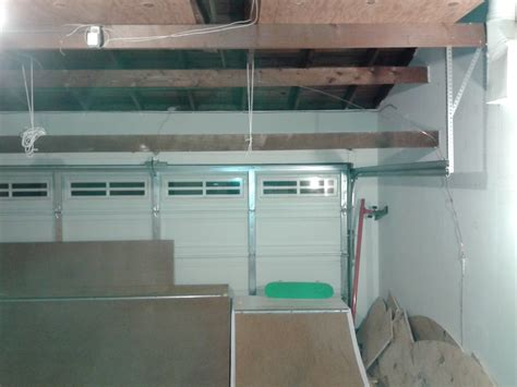 overhead garage rafter lift amazing luxury home design
