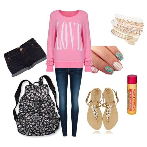 Pink School Outfits | www.pixshark.com - Images Galleries With A Bite!