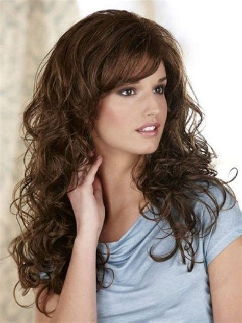 easy   long hairstyles  thick hair   face