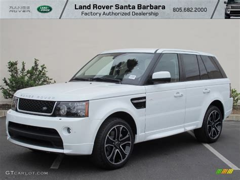 land rover hse white 2013 fuji white land rover range rover sport hse 68093287