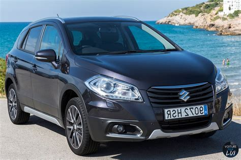 Suzuki Sx4scross2014 Crossover Photo