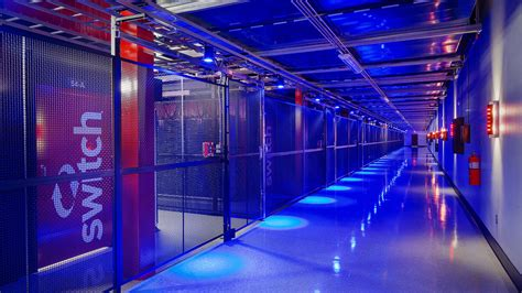 Switch - World-Renowned Data Centers and Technology