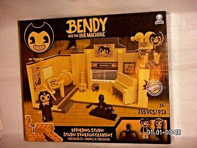 BENDY&THE INK MACHINE RECORDING STUDIO CONSTRUCTION SET ...