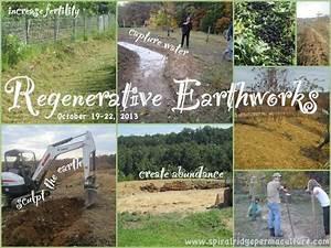 Regenerative Earthworks Course 2013  Rainwater Harvesting