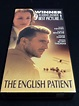 Details about The English Patient (VHS) Ralph Fiennes ...