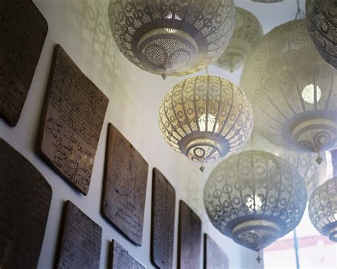 moroccan punched metal l carved wood art photos design ideas remodel and decor