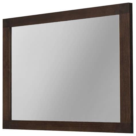 Framed Mirrors For Bathrooms, Wood Framed Bathroom Mirrors