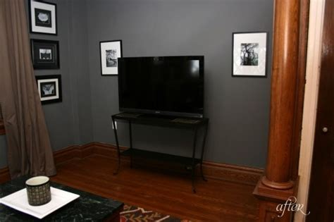 paint restoration hardware slate similar to sherwin williams dovetail finally a gray that