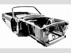 Ford releases 1967 Mustang Convertible bodyshell Autoblog