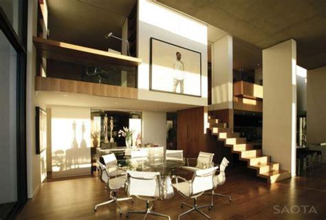 impressive dining room modern sleek house home decosee