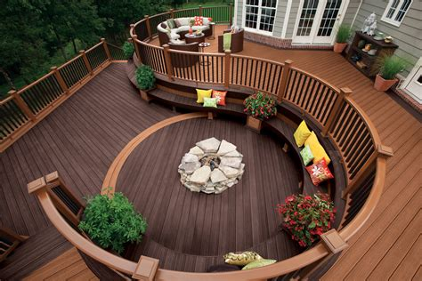 trex deck designs pictures trex composite decking fort wayne deck designers knot just