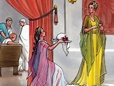 Daughters in the Bible: Salome, the Patsy ⋆ Diana Leagh ...