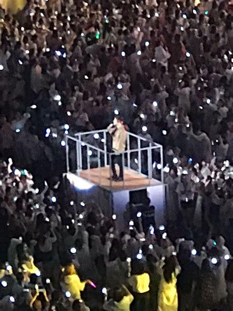 aksi panggung kelas dunia  artis korea