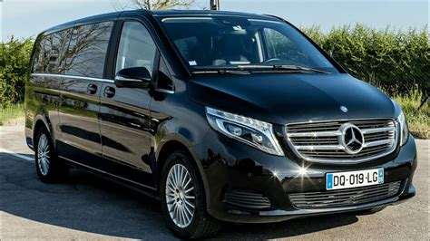 Minivans With Awd by 2019 Mercedes V Class Awd Minivan Review