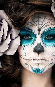 Gruselige Hexe Schminken : halloween horror makeup looks and ideas 17 halloween pinterest halloween halloween makeup ~ Frokenaadalensverden.com Haus und Dekorationen