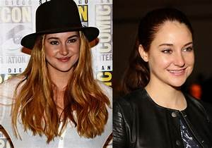 Shailene Woodley Goes Blonde for The Divergent Movie ...