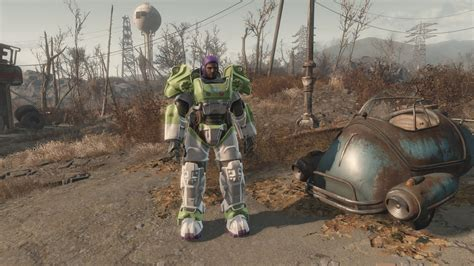 Fallout Gets Buzz Lightyear Power Armor Mod Gamespot