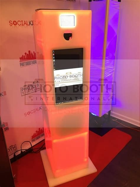 led booth  probooth market