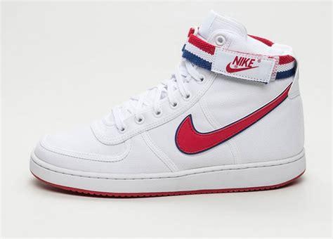 Nike Vandal High Supreme by Nike Vandal High Supreme White Royal