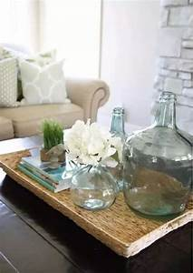 20 super modern living room coffee table decor ideas that for Coffee table decoration ideas