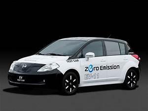 Prepara Nissan Una Plataforma Dedicada Para Veh U00edculos