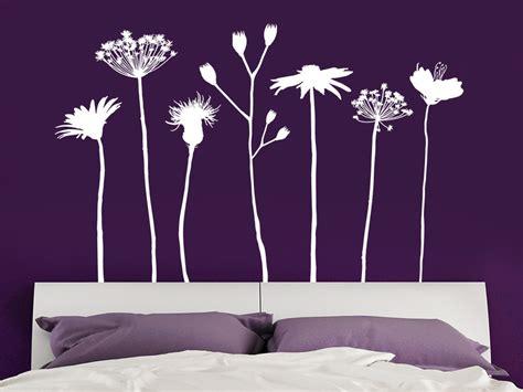 Wandtattoo Blumenwiese Von Wandtattoonet
