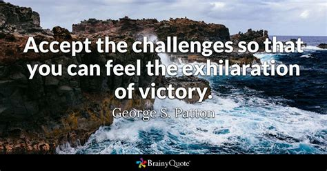 accept  challenges     feel