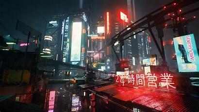 Cyberpunk 2077 Pc Settings Pcgamesn