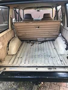 1986 Isuzu Trooper Diesel 5 Speed No Rust Daily Driver For