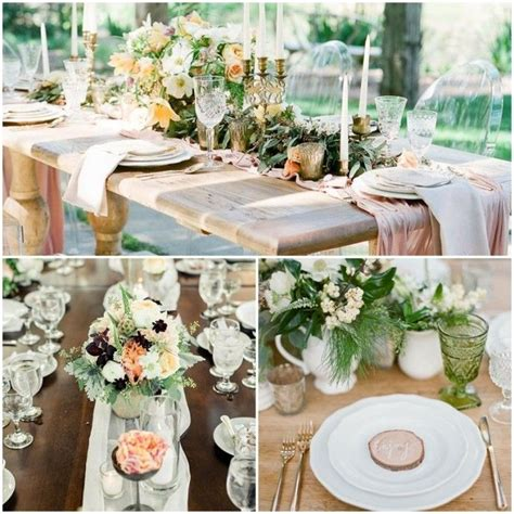 decoration mariage nature chic
