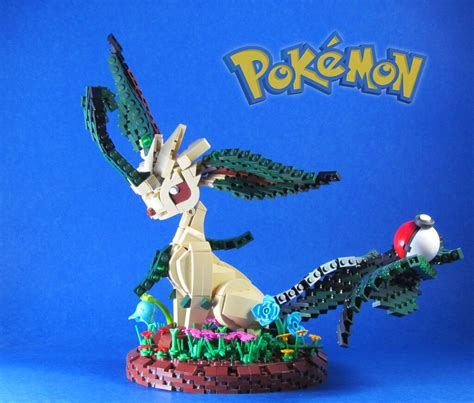 pokemon leafeon    grass type eevee evolution