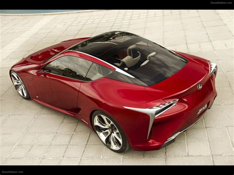 lexus concept coupe lexus lf lc sports coupe concept 2012 exotic car image 16