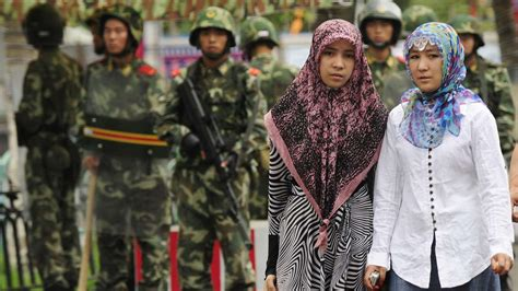 muslims forced  eat pork  drink alcohol  chinas islamic  education camps